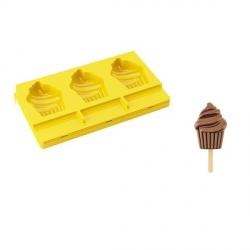 Stampo per gelato Cupcake poket - Pavoni