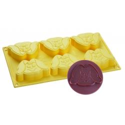 Stampo per gelato biscotto Coniglio Roger - Pavoni