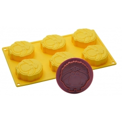Stampo per gelato biscotto Pecora Wendy - Pavoni
