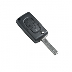 Guscio per chiave Auto Citroen - Peugeot - Lancia