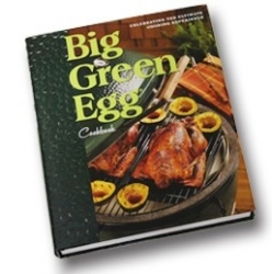 Ricettario per barbecue Big Green Egg in lingua Inglese - Big Green Egg
