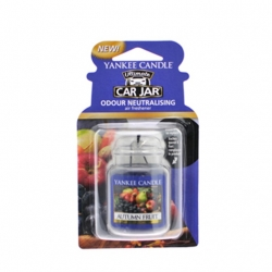 Autumn Fruit Car Jar Ultimate - Yankee Candle