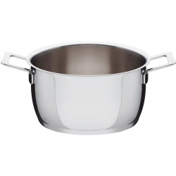 Pots&Pans, Casseruola a due manici Ø 20 - Alessi
