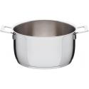 Pots&Pans, Casseruola a due manici Ø 24 - Alessi