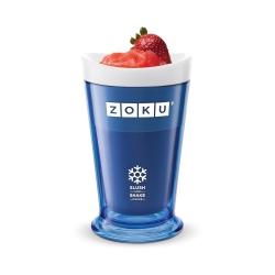 Slush & Share Maker, Bicchiere per granite blu - Zoku