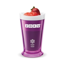 Slush & Share Maker, Bicchiere per granite blu - Zoku