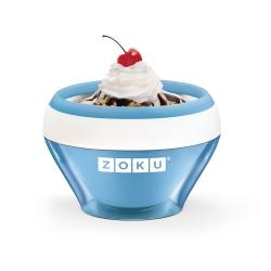 Ice Cream Maker, Ciotola per gelato blu - Zoku
