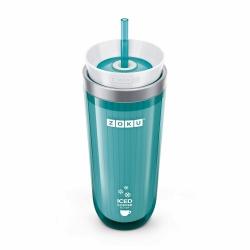 Iced Coffee Maker, Tazza da passeggio azzuro - Zoku