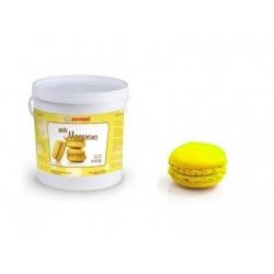 Preparato per macarons giallo 500 gr. - Pavoni