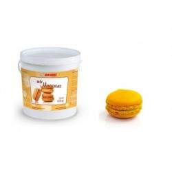 Preparato per macarons arancione 500 gr. - Pavoni