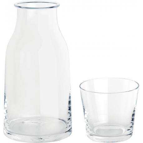 Tonale, Caraffa e bicchiere.