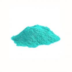 Colorante in polvere perlescente azzurro - Decora