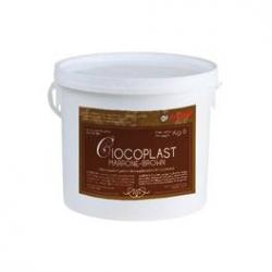 Cioccolato plastico marrone 6000 gr. - Pavoni