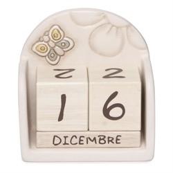 Calendario perpetuo da tavolo Elegance - Thun