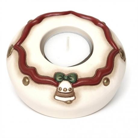Porta tea light campanella avorio thun idea regalo design - Porta tea light ...