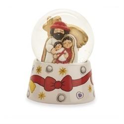 Boule de neige Sacra Famiglia - Thun