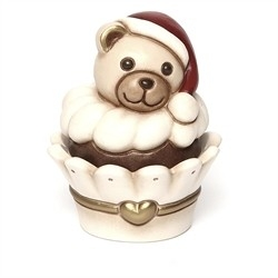 Scatolina cupcake Teddy - Thun
