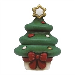 Scatolina albero di Natale - Thun