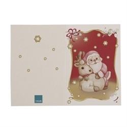 Babbo Natale con renna - Thun