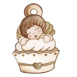 Cupcake angelo - Thun