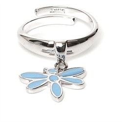 Anello Imagine dragonfly - Thun