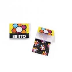 """Blocco Note """"Fiore"""" - Romero Britto"""