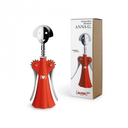 (PRODUCT)RED Anna G., Cavatappi - Alessi