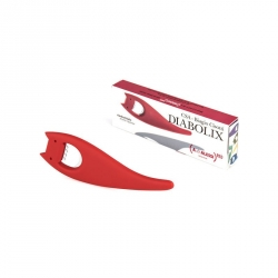 (PRODUCT)RED Diabolix, Apribottiglie - Alessi