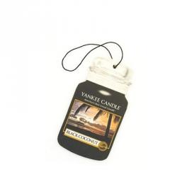 Black Coconut Car Jar - Yankee Candle