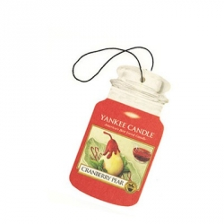 Cranberry Pear Car Jar - Yankee Candle