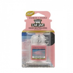 Pink Sands Car Jar Ultimate - Yankee Candle