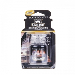 Black Coconut Car Jar Ultimate - Yankee Candle