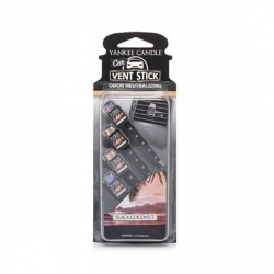 Black Coconut Car Vent Sticks - Yankee Candle