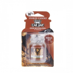 Leather, Car Jar Ultimate - Yankee Candle