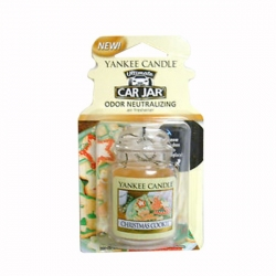 Christmas Cookie, Car Jar Ultimate - Yankee Candle
