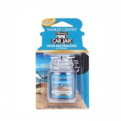 Turquoise Sky Car Jar Ultimate - Yankee Candle