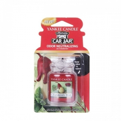Cranberry Pear Car Jar Ultimate - Yankee Candle