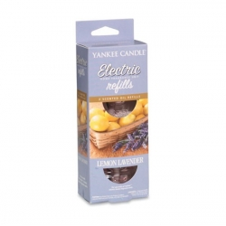 Ricarica per profumatore elettrico, Lemon Lavender - Yankee Candle