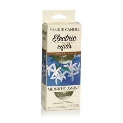 Ricarica per profumatore elettrico, Midnight Jasmine - Yankee Candle
